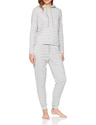 Dorothy Perkins Women s s Striped Nightwear Pyjama Sets Medium ... 40f2ccb46