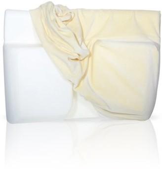Velour Cover for Better Sleep Pillow Memory Foam Version Cream