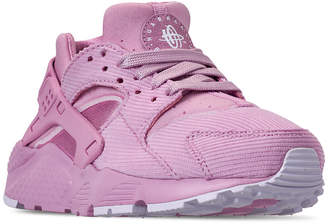 Nike Girls' Huarache Run Se Running Sneakers from Finish Line