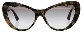 Miu Miu Cat-Eye Gradient Sunglasses