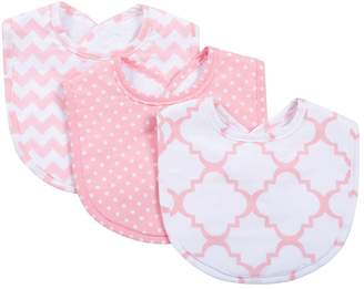 Trend Lab 3-Pk. Bib Set