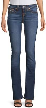 True Religion Five-Pocket Bootcut Jeans