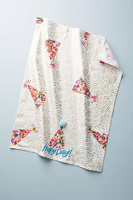 DAY Birger et Mikkelsen Thimblepress Happy Day! Dish Towel