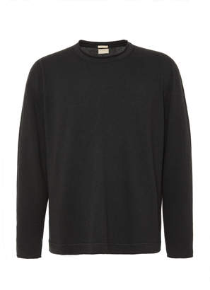 Jake Cashmere and Cotton-Blend Sweater