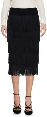 Norma Kamali Knee length skirts - Item 35341588VL