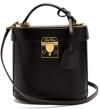 Mark Cross Benchley Grained Leather Shoulder Bag - Womens - Black