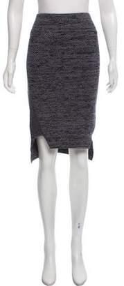 Jonathan Simkhai Textured Bodycon Skirt w/ Tags