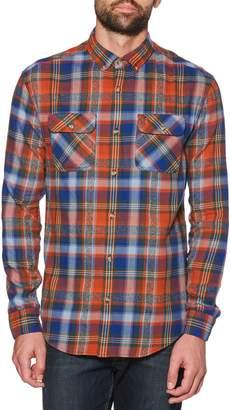 Original Penguin Twisted Yarn Flannel Shirt