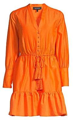 Robert Rodriguez Women's Gypsy Ruffle Dress - Size 0