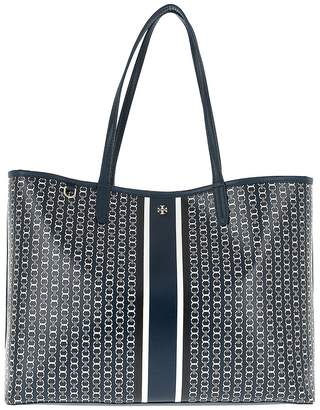 Tory Burch Gemini Link Tote Bag Royal Navy