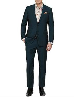 Paul Smith Wool Mohair Plain Suit