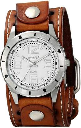 Nemesis Men's BSTH096W Brown Collection Sporty Race Display Watch