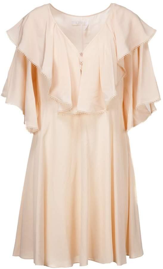 Rouches Dress