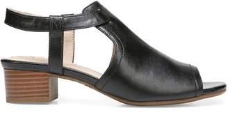 LifeStride Mona T-Strap Block Heel Sandals