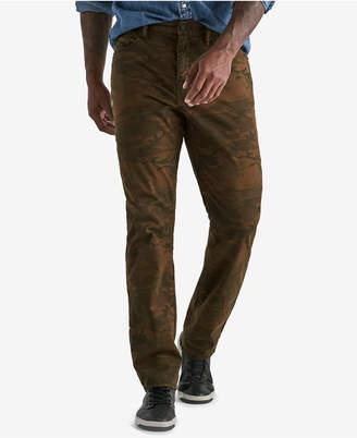 Lucky Brand Men's 410 Athletic Slim Fit Camo Pants