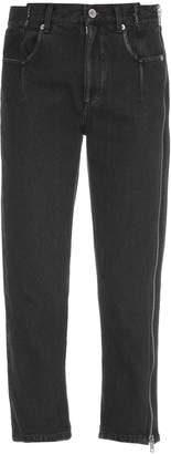 3.1 Phillip Lim Jeans With Zip Detail