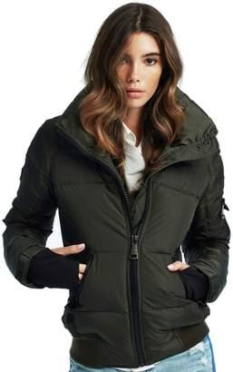 SAM. Matte Freestyle Bomber Jacket - Women's
