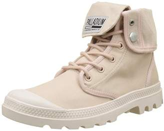 Palladium Women's Baggy Army Training Camp Hi-Top Trainers