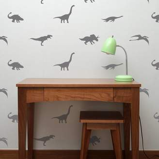 Spin Collective Contemporary Mini Dinosaur Wall Stickers
