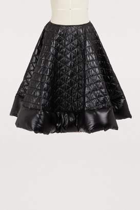 Noir Kei Ninomiya Moncler Genius 6 Moncler skirt