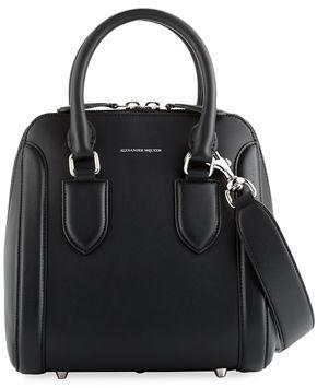Alexander McQueenAlexander McQueen Heroine Medium Bugatti Shoulder Bag