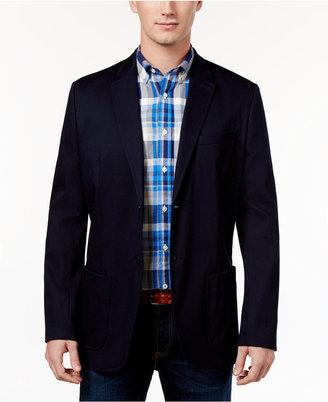 Tommy Hilfiger Men's Classic-Fit Thomas Textured Jacket $199 thestylecure.com