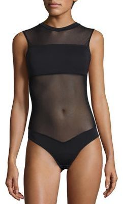 CosabellaCosabella Bisou Illusion Thong Bodysuit