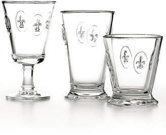 La Rochere Glassware, Fleur De Lys Collection