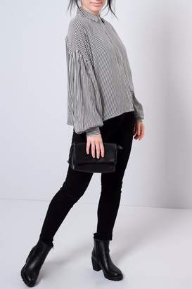 Everly Ornacia Striped Blouse