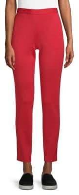 St. John Milano Knit Skinny Crop Pants