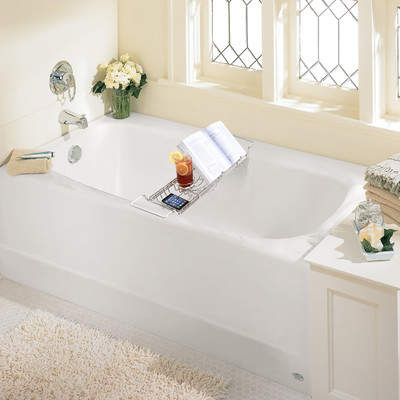 Rebrilliant Stainless Steel Bath Caddy