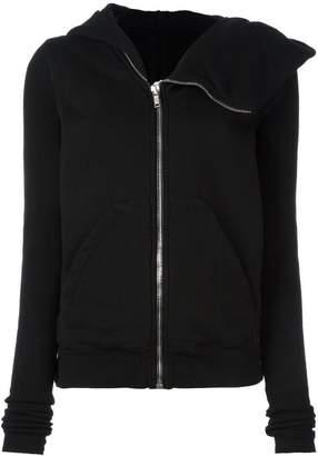 Rick Owens pointed hood jacket