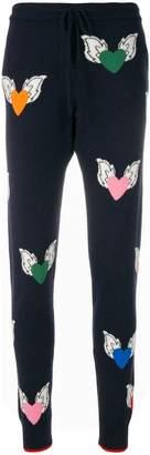 Parker Chinti & Juliet Heart track pants