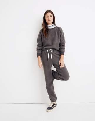 Madewell Fleece Pajama Sweatpants