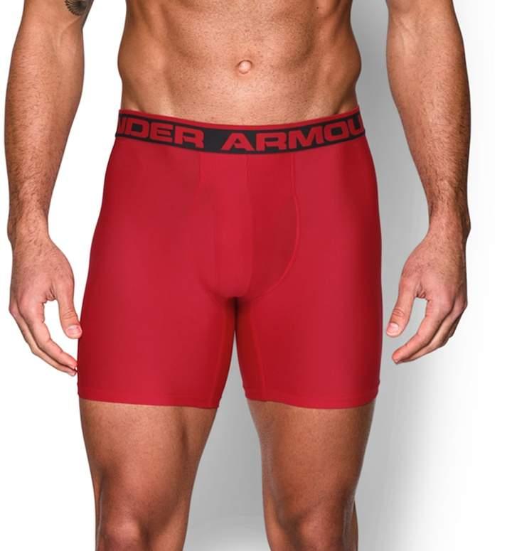Under Armour Men's Under Armour 2-pack Original Series 6-inch Boxerjock® Boxer Briefs