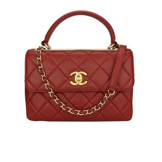 Chanel Business Affinity leather bag