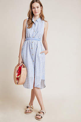 Anthropologie Kismet Shirtdress