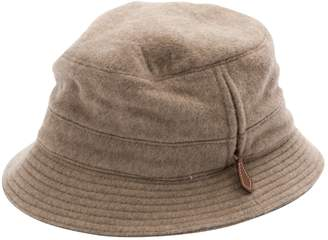 Hermes Vintage Beige Cashmere Hats & pull on hats