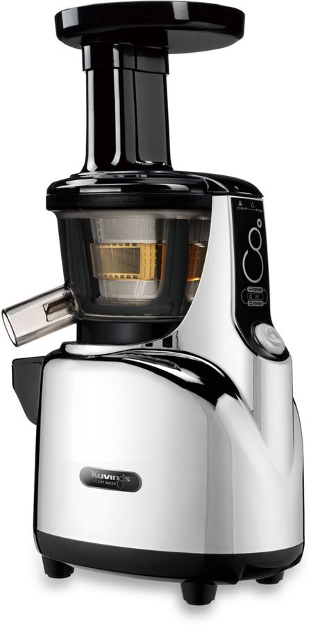 Bed Bath & Beyond Kuvings® Silent Juicer Chrome NS-950