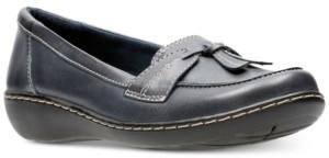 Clarks Collection Women's Ashland Bubble Flats Women's Shoes