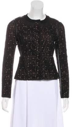Diane von Furstenberg Maya Lace Jacket