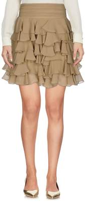 Balmain Mini skirts