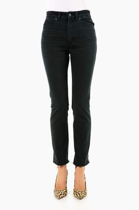 Rebecca Taylor Charcoal Wash Ines Jeans