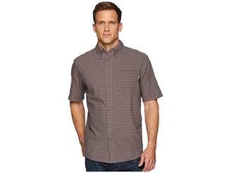 Woolrich Classic Fit Weyland View Short Sleeve Shirt