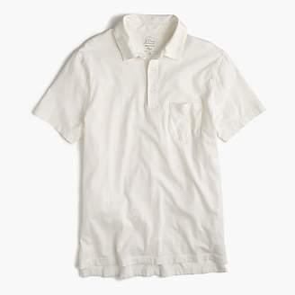 J.Crew Tall broken-in pocket polo shirt
