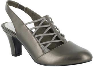 Easy Street Shoes Berry Slingback Dress Shoes Women Shoes