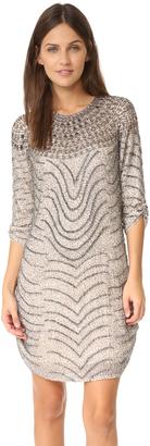 Parker Parker Black Petra Dress $550 thestylecure.com