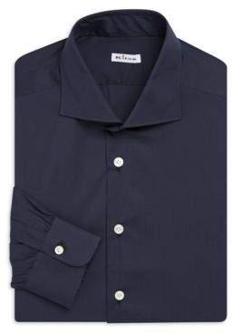 Kiton Regular Fit Dress Shirt