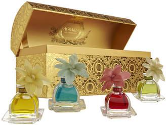 """Agraria Liquid Perfume Diffusers """"PetiteEssence"""" (Set of 4)"""