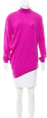 Balenciaga Wool Turtleneck Sweater